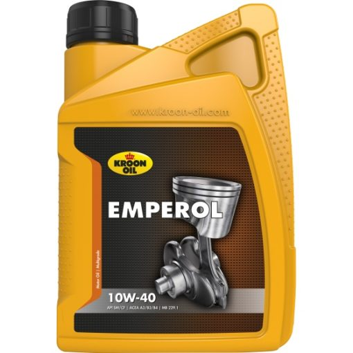 Kroon Oil motorolie semi synthetisch Emperol 10W 40 1 liter