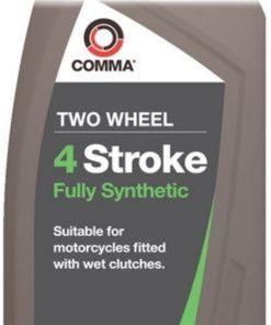 Motorolie Comma vol synthetische 4-takt 1Ltr
